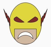 Reverse Flash / Professor Zoom Egghead One Piece - Short Sleeve