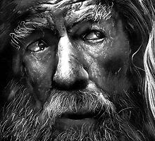Gandalf The Grey by MrYorkie
