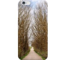 Sims Road, Mount Barker, South Australia iPhone Case/Skin