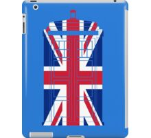 Tardish Flag iPad Case/Skin