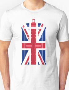 Tardish Flag T-Shirt