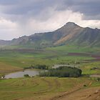 Clarens, South Africa by stevedunkley