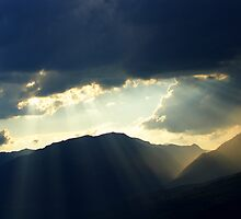 Light in Savoy, France by Willy Vendeville