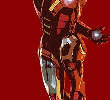 Invincible Iron Man by AvatarSkyBison