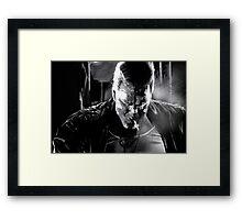 Marv - Sin City Framed Print