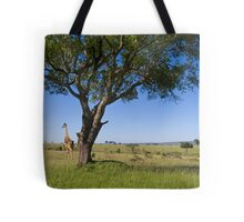 Giraffe, Masai Mara, Kenya Tote Bag