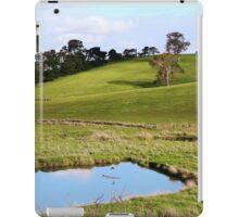 Flaxley, South Australia iPad Case/Skin