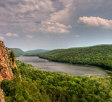 Lake Of The Clouds by JimGuy