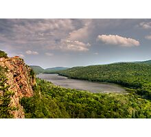 Lake Of The Clouds Photographic Print