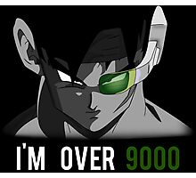 I'm Over 9000 , Take care Photographic Print