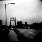 10th street bridge by Marina Starik