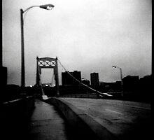 10th street bridge by Marina Starik