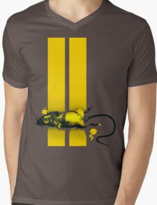 Roadkill Mens V-Neck T-Shirt