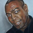 Frank Bruno by Rob Mitchell