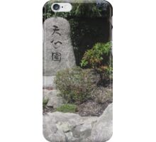 Zen Rocks iPhone Case/Skin
