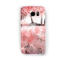 Soft-Red Landscape Samsung Galaxy Case/Skin