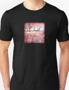 Soft-Red Landscape T-Shirt