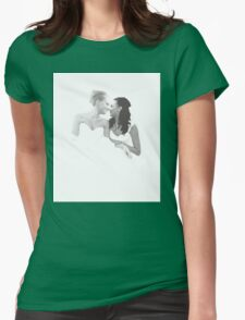 Wedding Womens Fitted T-Shirt