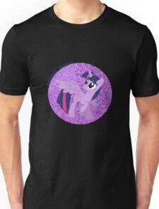 TwilightSparklew/wingsGlitter Unisex T-Shirt