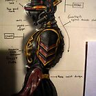 AnariaONLINE the video game concept art design by Aestheticz .