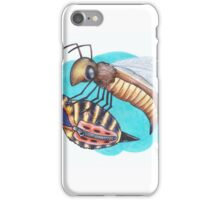 Don't Bee Something You're Not iPhone Case/Skin