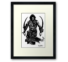 The Prince of Persia Framed Print