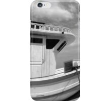 I can see the boat iPhone Case/Skin