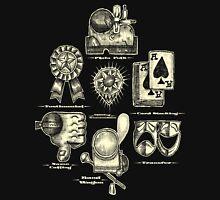 Propaganda Techniques 101, American mythology tee #1. T-Shirt