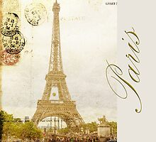 Paris by Elaine Teague