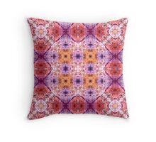 Abstract Pattern No. 2 Throw Pillow