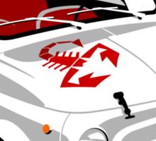 Fiat Abarth 595 Sticker