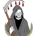 The Grim Reaper by Void-Manifest