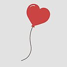 Love Balloon by Georg Varney