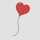 Love Balloon by Georg Varney