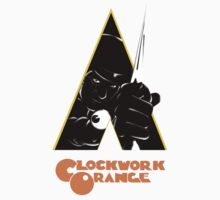 A Clockwork Orange (Airbrushed) Kids Clothes