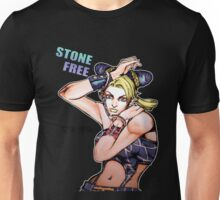 Jolyne Kujo - Stone Free  Unisex T-Shirt