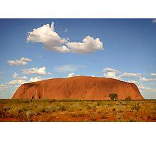 Uluru, Australia Photographic Print