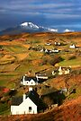 Tarskavaig Crofting Village, Isle of Skye, Scotland. by photosecosse /barbara jones