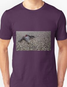 Flying Rat Bird Without Head n°6 T-Shirt
