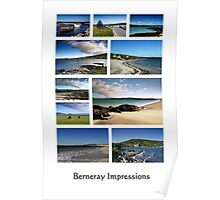 Berneray - Beàrnaraidh Poster