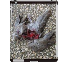 Flying Rat Bird Without Head n°4 iPad Case/Skin