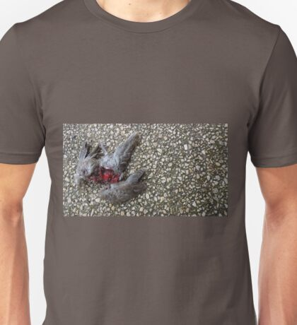 Flying Rat Bird Without Head n°4 Unisex T-Shirt