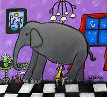 The Elephant in the Room by Juli Cady Ryan