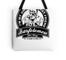 Barf the mog Tote Bag