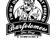 Barf the mog by edcarj82