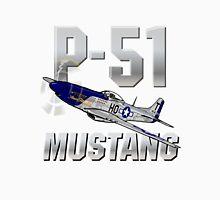 P-51 Mustang Unisex T-Shirt