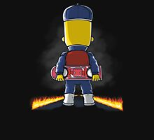 Bart to the Future Unisex T-Shirt