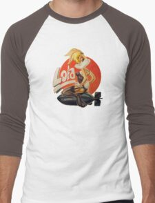 lola Men's Baseball ¾ T-Shirt