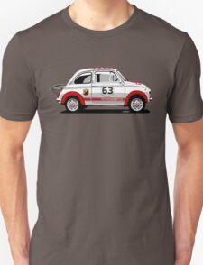 Racing Fiat Abarth 595 T-Shirt