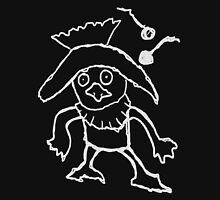 skull kid's sketch Unisex T-Shirt